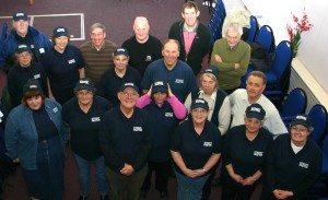 Some of the Chepstow Street Pastors